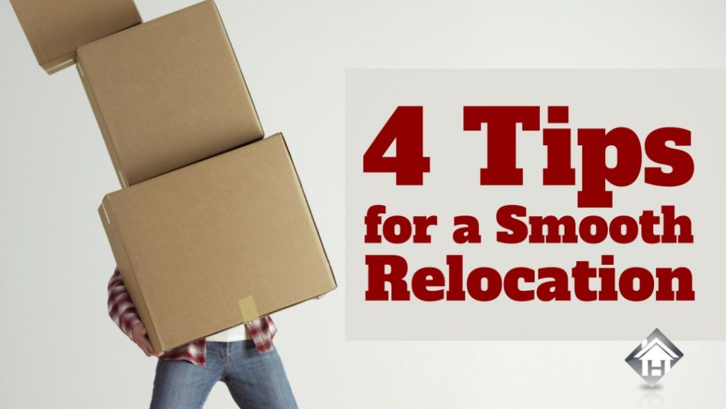 tips for a smooth relocation