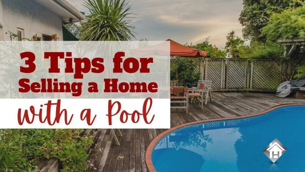 sell a home with a pool