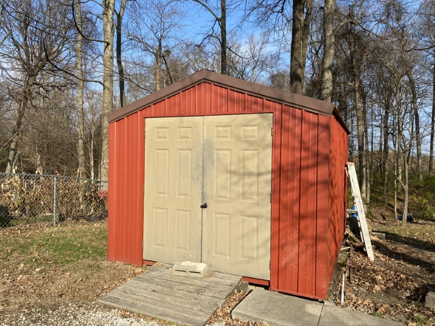 748 S Barn Lane storage